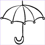 Umbrella Coloring Inspirational Gallery Umbrella Coloring Pages for Childrens Printable for Free
