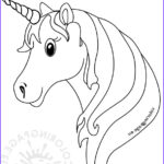 Unicorn Coloring Book Beautiful Photos Unicorn Face Coloring Pages For Kids – Coloring Page