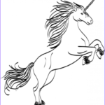 Unicorn Coloring Book Beautiful Stock 41 Magical Unicorn Coloring Pages