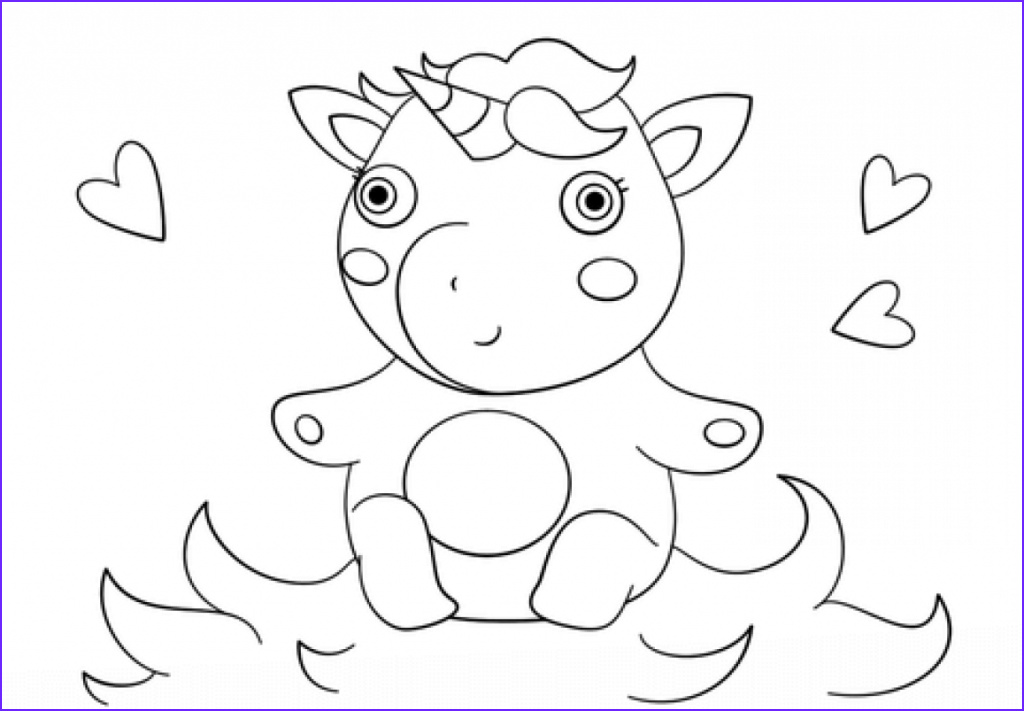Unicorn Coloring Book Cool Photos 41 Magical Unicorn Coloring Pages