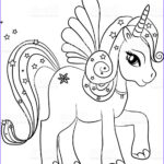 Unicorn Coloring Book Inspirational Gallery Black And White Coloring Sheet
