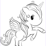 Unicorn Coloring Book Inspirational Images Cute Unicorn Coloring Page