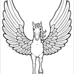 Unicorn Coloring Book Inspirational Images Print & Download Unicorn Coloring Pages For Children