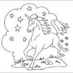 Unicorn Coloring Book Luxury Collection Free Printable Unicorn Coloring Pages For Kids