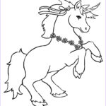 Unicorn Coloring Book Luxury Image Free Printable Unicorn Coloring Pages For Kids