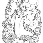 Unicorn Coloring Pages For Adults Awesome Gallery Fairy Unicorn Unicorns Adult Coloring Pages