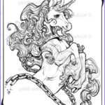 Unicorn Coloring Pages For Adults Awesome Photography Unicorn Adult Coloring Pages