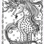 Unicorn Coloring Pages For Adults Elegant Stock Unicorn Instant Download Fantasy Coloring Pages Adult