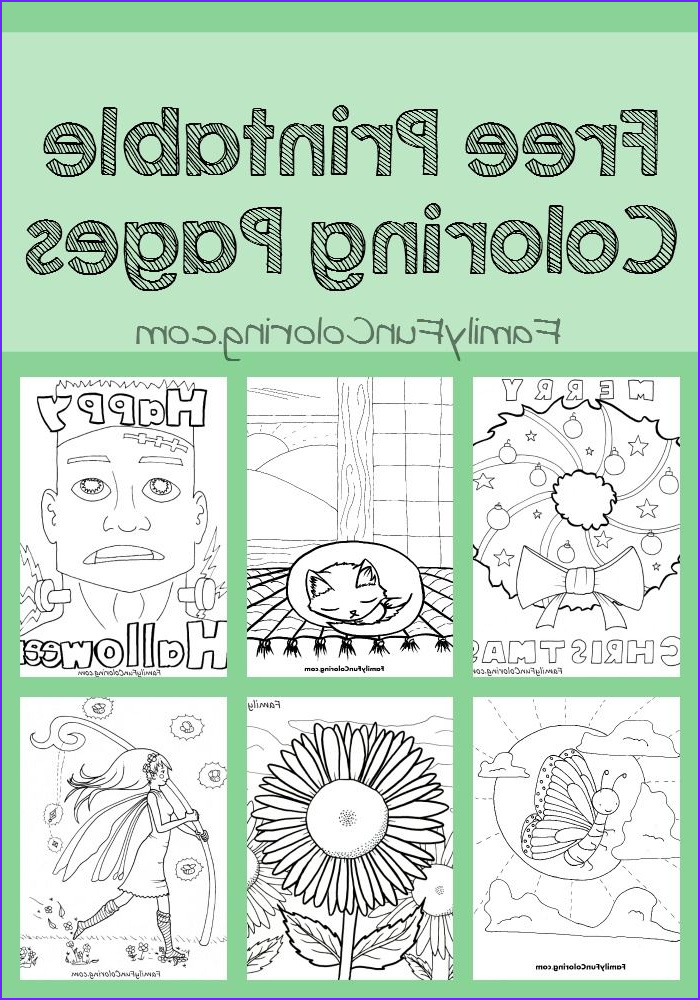 Unique Coloring Pages Beautiful Gallery Free Printable Coloring Pages Familyfuncoloring