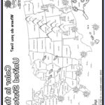 United States Map Coloring Page Elegant Collection Print And Color Us Map Coloring Page