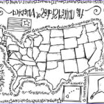 Us Map Coloring Unique Gallery Product Review United States Listening Prehension