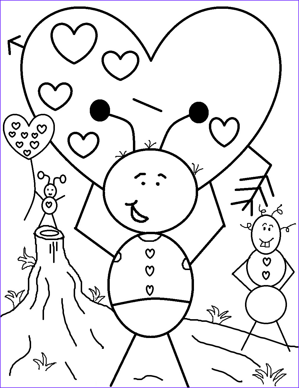 Valentine Coloring Pages Free Luxury Image Free Printable Valentine Coloring Pages for Kids