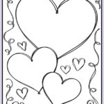 Valentine Day Coloring Pages Printable Elegant Photos 1000 Images About Valentines Day Coloring Pages On