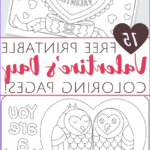 Valentine Day Coloring Pages Printable Elegant Photos Free Printable Valentine S Day Coloring Pages For Adults