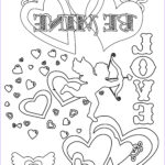 Valentine Day Printable Coloring Pages Cool Collection Party Simplicity Free Valentines Day Coloring Pages And