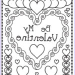 Valentine Day Printable Coloring Pages New Image 543 Free Printable Valentine S Day Coloring Pages