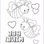 Valentine Day Printable Coloring Pages New Stock Valentines Coloring Pages Happiness Is Homemade