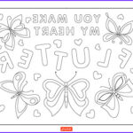 Valentines Day Coloring Sheet Awesome Stock 15 Valentine's Day Coloring Pages For Kids
