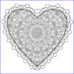 Valentines Day Coloring Sheet Cool Gallery 543 Free Printable Valentine S Day Coloring Pages
