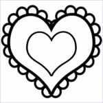Valentines Day Hearts Coloring Pages Awesome Image Valentine Heart Coloring Pages Best Coloring Pages For Kids
