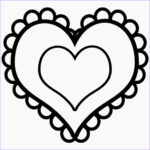 Valentines Day Hearts Coloring Pages Inspirational Images Coloring Pages Hearts Free Printable Coloring Pages For