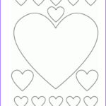 Valentines Day Hearts Coloring Pages New Image Valentines Day Hearts