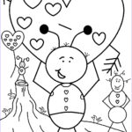 Valentines Printable Coloring Pages Beautiful Gallery Free Printable Valentine Coloring Pages For Kids