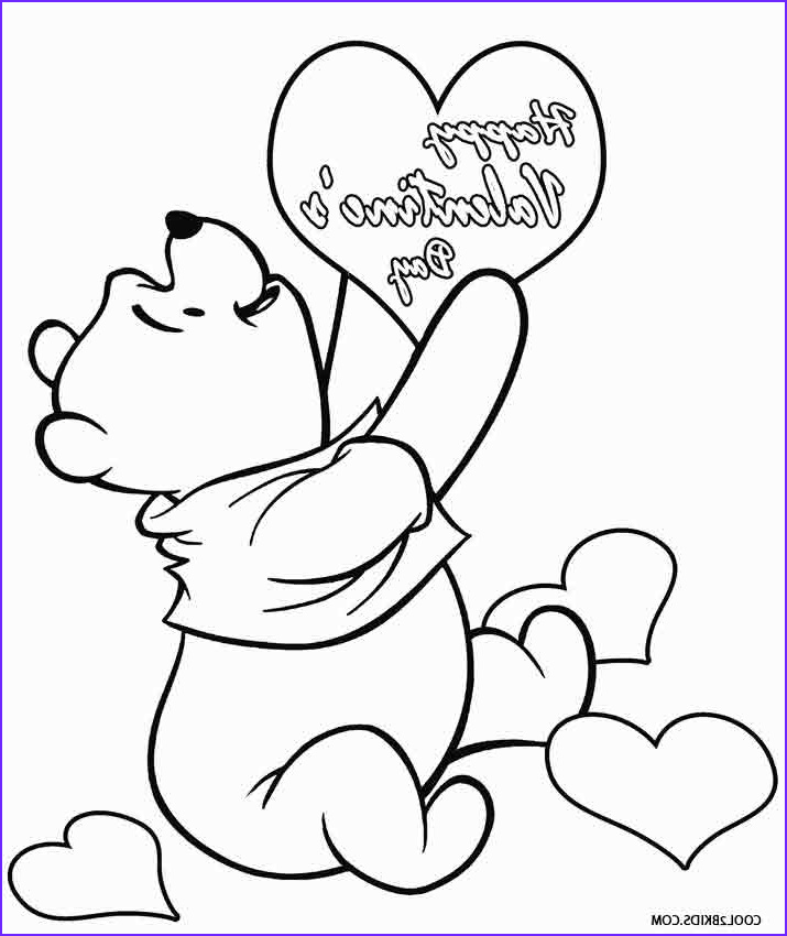 Valentines Printable Coloring Pages Beautiful Stock Printable Valentine Coloring Pages for Kids