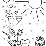 Valentines Printable Coloring Pages Inspirational Images Free Printable Valentine Coloring Pages For Kids