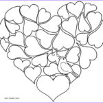 Valentines Printable Coloring Pages New Image Printable Valentine Coloring Pages For Kids