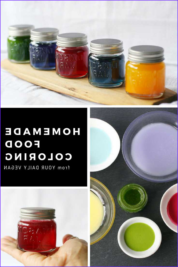 Vegan Food Coloring Best Of Image Homemade Food Coloring All Natural Vegan