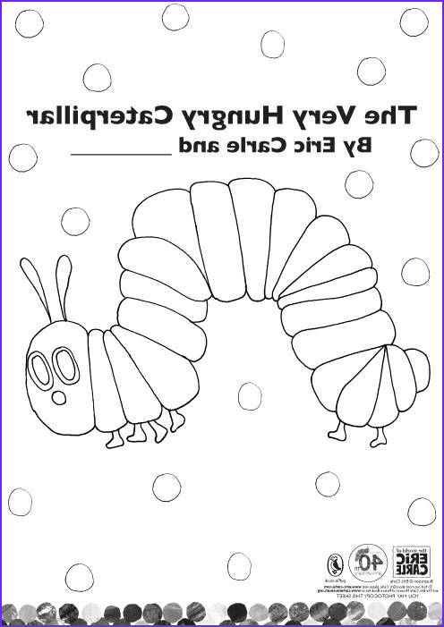 Very Hungry Caterpillar Coloring Page Luxury Images Very Hungry Caterpillar Coloring Page