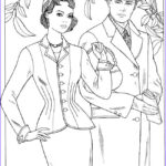 Vintage Coloring Book Best Of Collection Wel E To Dover Publications Free Sample