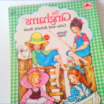 Vintage Coloring Books Beautiful Photos Vintage Coloring Book The Ginghams Whitman Color & Activity