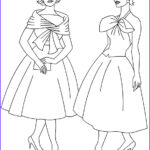 Vintage Coloring Pages Awesome Collection Nicole S Free Coloring Pages Vintage Fashion Coloring Pages