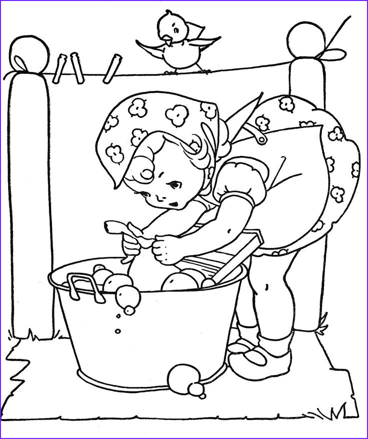 Vintage Coloring Pages Cool Photos Printable Vintage Coloring Pages