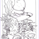 Water Coloring Book Awesome Stock Free Printable Ocean Coloring Pages For Kids