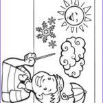 Weather Coloring Sheets Unique Gallery Weather Coloring Pages Free For Kids