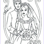 Wedding Coloring Pages Beautiful Collection Wedding Coloring Pages Free Printable