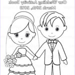 Wedding Coloring Pages Free Best Of Photography Printable Personalized Wedding Coloring Activity By