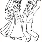 Wedding Coloring Pages Free Elegant Collection Fun Coloring Pages Wedding Coloring Pages Bride And Groom