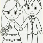 Wedding Coloring Pages Free Unique Collection 12 Best Wedding Coloring Pages Images On Pinterest
