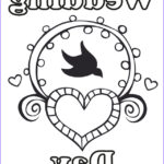 Wedding Coloring Pages Free Unique Photography Wedding Coloring Pages Wedding Day
