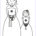 Wedding Coloring Sheets Best Of Gallery 17 Wedding Coloring Pages For Kids Who Love To Dream About