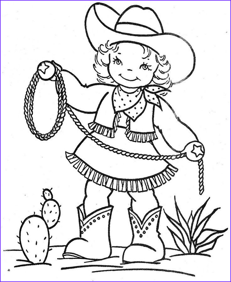 wild west coloring pages printable