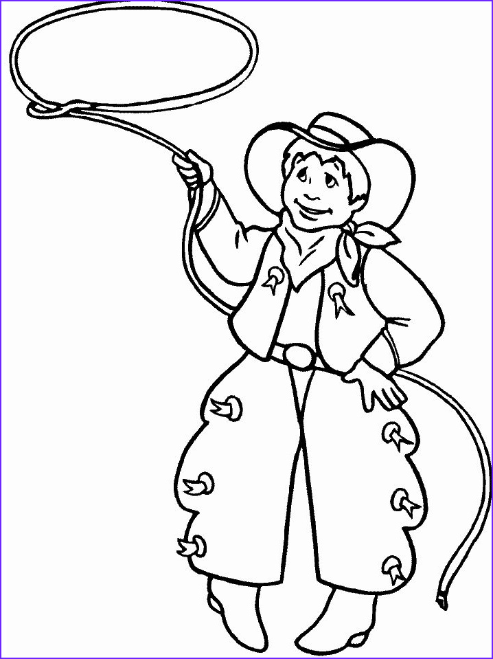 Wild West Coloring Pages Inspirational Photos Cowboy Coloring Pages Wild Wild West
