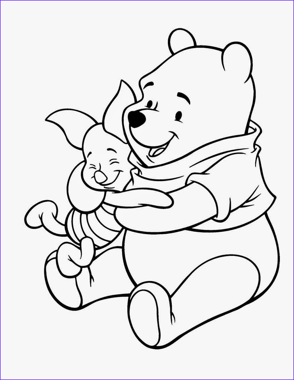 Winnie the Pooh Coloring Book Beautiful Stock Winnie the Pooh Coloring Pages for Kids