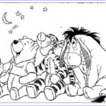 Winnie The Pooh Coloring Book Best Of Collection Winnie The Pooh Coloring Pages Free Printable Items