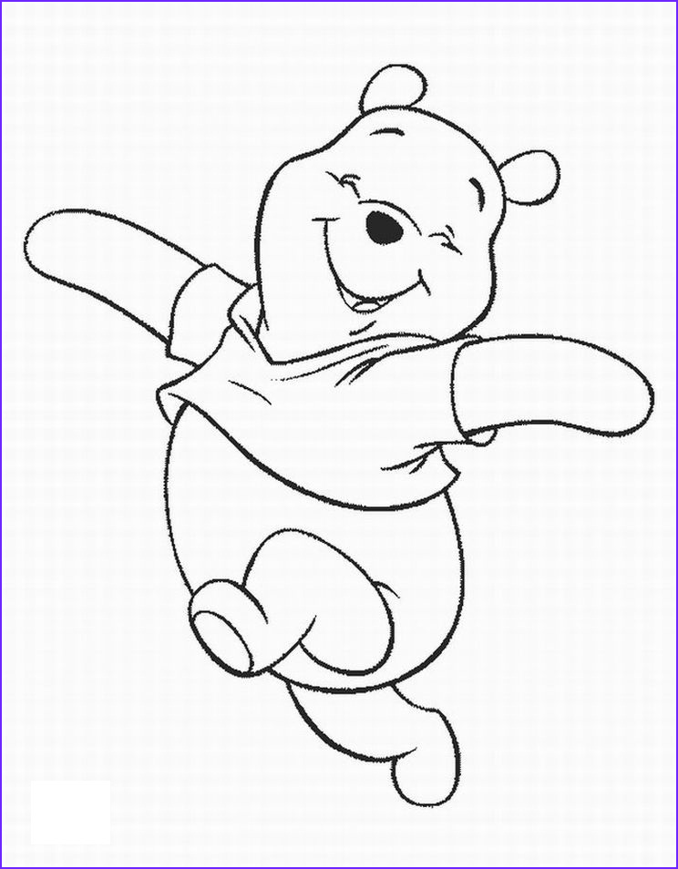 Winnie the Pooh Coloring Book Luxury Stock Free Printable Winnie the Pooh Coloring Pages for Kids