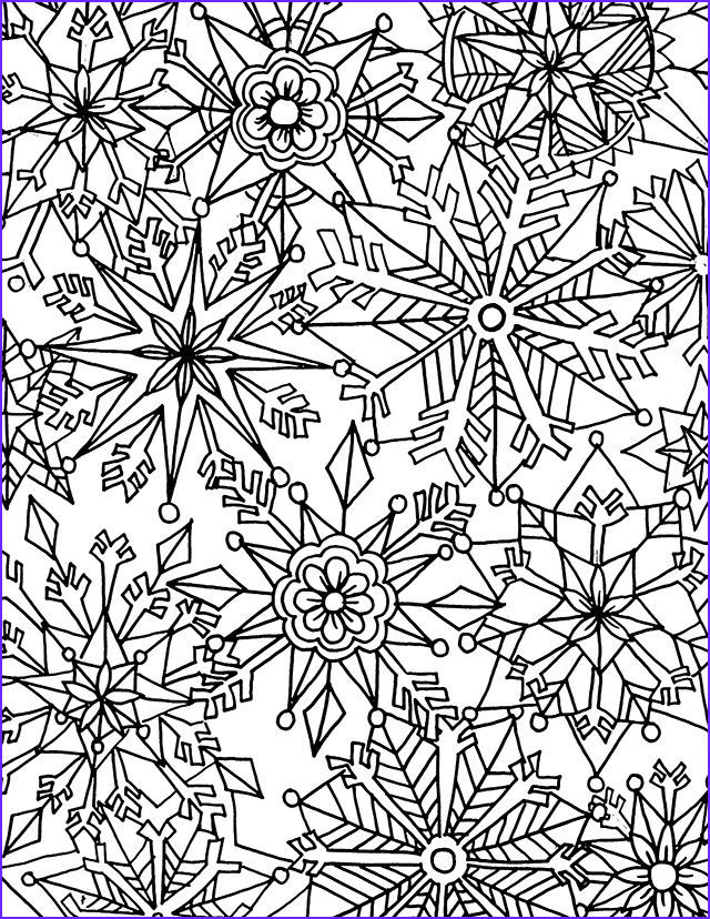 Winter Coloring Pages Adults Inspirational Photos Free Winter Coloring Page From Alisa Burke